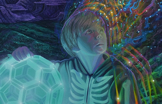 Juxtapoz Magazine – Lucid Fate: Wiley Wallace @ Mesa Contemporary Arts Museum